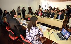 Rueda de prensa lanzamiento  Calidad Celular (Ministerio TIC Colombia) Tags: voz datos revisar mintic calidadcelular ministrotic