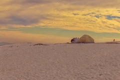 Away from the city (Hasankazmi) Tags: camping winter snow clouds evening abbottabad muskpuri muskpuritop snowfall2016