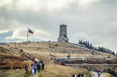 """The """"Shipka"""" Monument of Liberty (Toni Terziev) Tags: mountains landscape landscapes peak bulgaria shipka balkan 500px"""