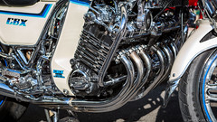20160213 5DIII Iron & Clematis 23 (James Scott S) Tags: 6 bike canon honda us cafe iron unitedstates heart florida clematis westpalmbeach valentine retro valve motorcycle biker 24 inline fl six rider racer cbx 2470 5diii