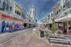 Christchurch CBD (TriPodRoD) Tags: city christchurch canterbury southisland cbd newregentstreet