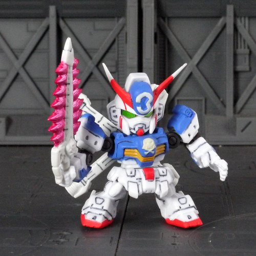 Crossbone Gundam X-3