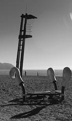 no lifeguard (tsd17) Tags: beach spain andalucia
