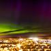Aurora Borealis Above Stirling Two