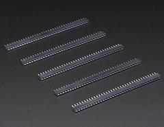 "36-pin 0.1"" Short Female Header - Pack of 5 (adafruit) Tags: parts headers components 3008 adafruit"