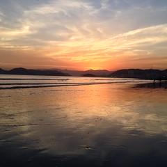 (Luiz (Zizo)) Tags: prdosol praias entardecer praiadoboqueiro