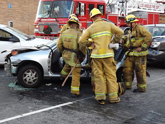 Why the LAFD  practice so much (ATOMIC Hot Links) Tags: california hot water fire la losangeles flickr cops accident flames 911 police lafd hose burning burn socal heat fireengine ladder blaze southerncalifornia firetrucks firestation pyro emergency fires firedepartment firefighters arson electricalfire apparatus hazmat southcentral flammable extinguish backdraft lapd sizzle volatile firehydrants southla laddertruck fireequipment battalionchief leimertpark losangelescityfiredepartment hazardousmaterials engineco lacountyfiredept kjc625 southla77thdivison chesterfieldsquarearea