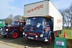 Bedford (PD3.) Tags: festival truck bedford kent south east v lorry p preserved maidstone tk unh mcintyre showground 96g delting unh96g