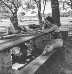 stillsummer (lamachineaveugle) Tags: people bw argentina gente crossprocess kodachrome corrientes santaana gens hasselblad500cm lamachineaveugle