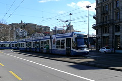 Cobra 3041 (V-Foto-Zrich) Tags: tram zrich vbz verkehrsbetriebe zrilinie