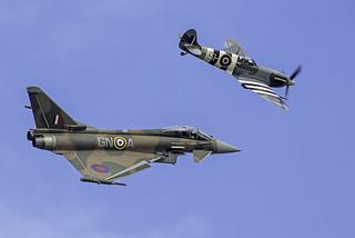 Spitfire & Typhoon