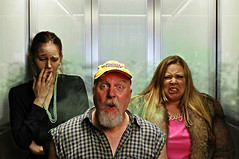 The Negative Pressure Burrito Incident in Elevator #7 (Studio d'Xavier) Tags: elevator gas smell fart 365 poot stink flatulence putrid werehere 103366 scentmemory april122016