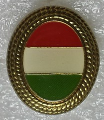 Hungary Police (Sin_15) Tags: hungary police cap badge law enforcement insignia beret