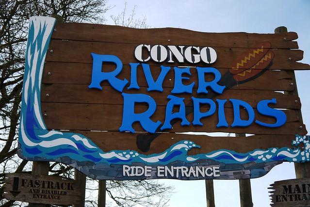 Ride Entrance