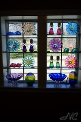 Sandwich Glass Museum (Nancleve) Tags: vacation glass museum cape cod