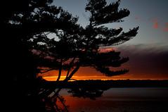 Storm heading out to (l_dewitt) Tags: sunrise naturephotos newenglandcoast natureimages southernnewengland sunrisephotos southeasternconnecticut earthnaturelife sunriseimages