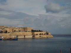 MALTA. El Puerto.189 (joseluisgildela) Tags: puerto malta murallas