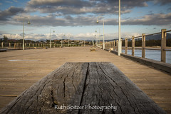 Coffs Harbour Jetty (Ruth Spitzer) Tags: holiday seascape beach sunrise landscape photography december jetty australia nsw boardwalk coffs coffsharbour 2015 coffsharbourjetty ruthspitzer 2015december ruthspitzerphotography ruthiespitzer coffsbeach