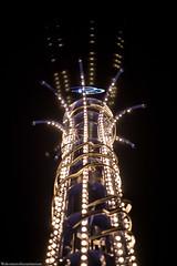IMG_5346 (Welcome to the Sanitarium) Tags: park night lights disneyland disney theme downtowndisney