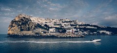 Peschici (Jannes Glas.) Tags: italy public boat town domain beachtown peschici