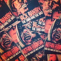 Now available from yours truly and... (nathanrobinson2) Tags: zine art monster magazine zombie books horror undead 100 zombies limited chapbook twd thewalkingdead splatterpunk danhenk splatterpunkzine uploaded:by=flickstagram instagram:photo=818216281858900905184137303
