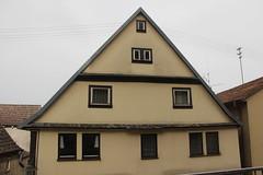 House at Hauptstrae 70 in Zell am Main (Bjrn S...) Tags: bayern bavaria franconia franken zell baviera franconie bavire hauptstrase zellammain zellamain hauptstrase70