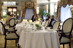 Interior (thewanderingeater) Tags: nyc manhattan champagne afternoontea uppereastside thelowell thepembrokeroom