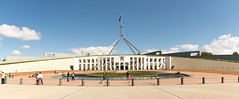 (brent.henriksen) Tags: people panorama politics capital australia parliament government canberra act parliamenthouse australiancapitalterritory nikond3300