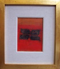 Francisco Toledo - Mixed Technique - Abstract (artnoy) Tags: abstract painting franciscotoledo artnoygalnum1721