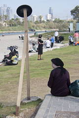 At the beach (Dan_lazar) Tags: holiday water port religious israel tel aviv celebration orthodox  passover
