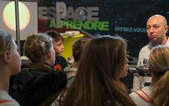 SalonSIEP-M+®tiers du Spacial-25 (cdsunamur) Tags: robot stand université salon sciences espace savoir siep visites métiers unamur henallux