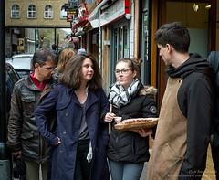 The Taster (Dan Bachmann) Tags: street london 50mm rps m9