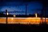 (KamilPi) Tags: longexposure blue train dark flash zug bahnhof trainstation langebelichtung düster offenbachammain sonyalpha6000