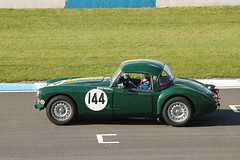 IMG_1113 (Thimp1) Tags: john bob racing mg mga whitmore donington olthof