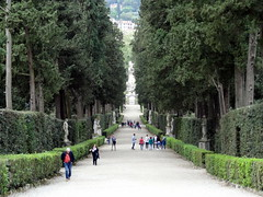 Boboli Gardens in Florence (chibeba) Tags: city urban italy florence spring europe april 2016 citybreak