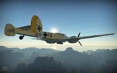 shot 2016.04.10 23.55.22 (rangatira_1) Tags: africa 1942 bf110 zerstörergeschwader zg26