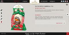 Heidi Easter (screenshot) (zazou.ciocolata) Tags: easter heidi screenshot romania whitechocolate milkchocolate darkchocolate chocolatefigure 3034cocoa 2529cocoa