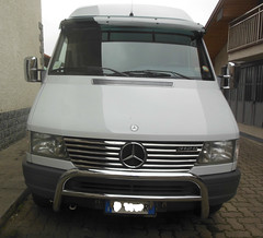 Mercedes Sprinter year 1998 (sprinter77) Tags: mercedes 1998 van 312 sprinter 312d