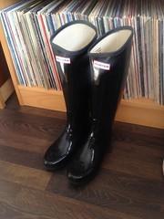 Hunter Regent gloss (jazka74) Tags: shiny boots rubber clean gloss hunter regent wellies