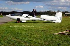 G-PIKD Eiriavion PIK 20D (SPRedSteve) Tags: 20d 20 glider pik sailplane dismantled shobdon pik20 eiriavion pik20d gpikd