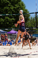 IMG_4831 (EddyG9) Tags: arizona set female women louisiana university outdoor beachvolleyball lsu spike athletes ncaa dig invitational tulane serve 2016 sandvolleyball