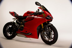 Ducati Boss Bike (d.rbbins) Tags: mike monster photography ducati motorcicle redhorse