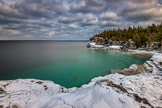 Indian Head Cove, Tobermory