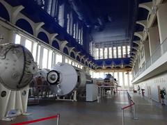 DSC02529 (cggrossman) Tags: museum russia moscow cosmonaut starcity trainingfacility
