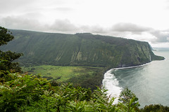 IMG_5407 (R. J. Hennessy) Tags: island big lookout valley overlook waipio hawaaii