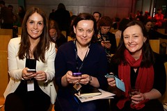 """Caroline Donnellan, KBC; Dee Currid, KBC and Tracey Farrell, KBC • <a style=""""font-size:0.8em;"""" href=""""http://www.flickr.com/photos/59969854@N04/26609495251/"""" target=""""_blank"""">View on Flickr</a>"""