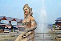 Pha Soet Hot Spring in Chiang Rai (tzwu) Tags: thailand hotspring chiangrai