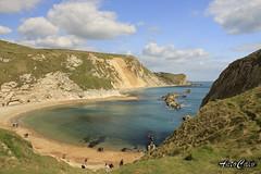 _MG_3144 (antocalv) Tags: uk sea landscape dorset lulworth lulworthcove jurassiccoast