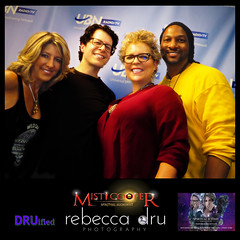 Spiritual Ecstasy Enterprise's Misti Cooper Spiritual Alchemist™ and Rebecca Dru The Soul Photographer™ with Celebrity Hair Stylist and World Renown Colorist Marco Pelusi and Producer/Engineer Jarvis Essex at UBN Radio/TV at Sunset Gower Studios (DRUified) Tags: california usa transformation hollywood spirituality spiritual ascension livingthegoodlife spiritualalchemist rebeccadruphotography misticooper spiritualecstasyenterprise marcopelusi jarvisessex thesoulphotographer misticooperspiritualalchemist