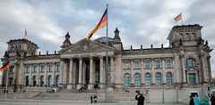 Reichstag Building Front (rich01535) Tags: city travel berlin germany nikon europe cityscape landmarks tourist reichstag empire government fullframe oldbuilding platzderrepublik reichstagbuilding nikond610